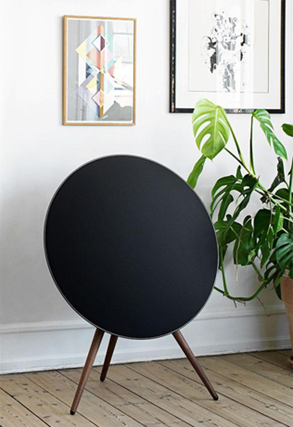 Beautifully designed home speaker